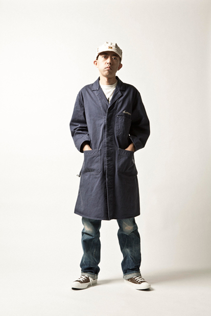HUMAN MADE 2012 Spring/Summer Collection Lookbook