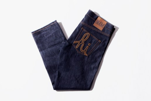 In4mation 2012 Spring/Summer Nuuanu Selvedge Denim