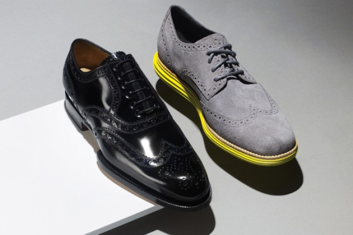 Introducing the Cole Haan x Nike LunarGrand Wingtip