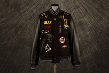 IRAK NYC x Nike Sportswear Destroyer Jacket