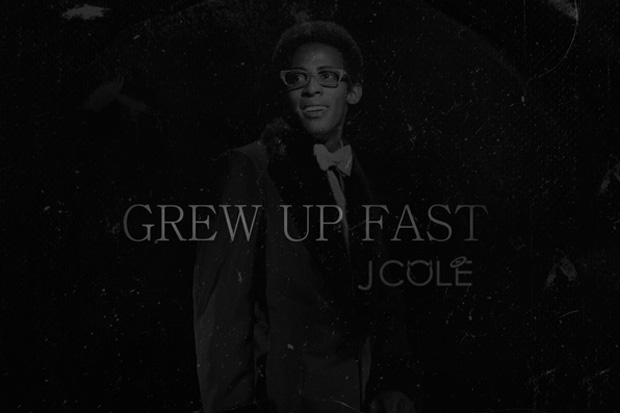 J. Cole - Grew Up Fast
