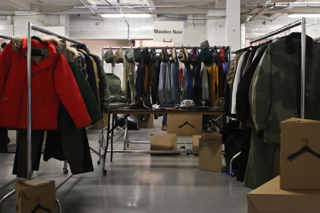 jacket required maiden noir 2012 autumn winter collection preview