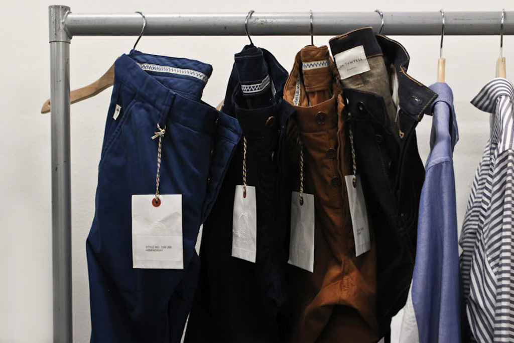 Jacket Required: Smith-Wykes 2012 Fall/Winter Collection Preview