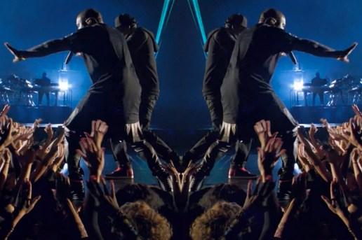 Jay-Z & Kanye West - N****s In Paris Video