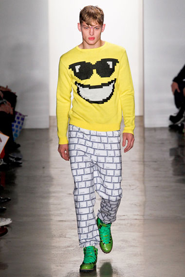 jeremy scott 2012 fall winter collection
