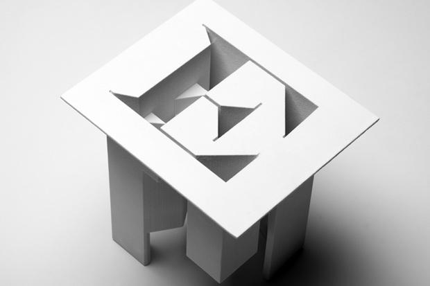 Johnson Banks: Arkitypo - Letter Rotations