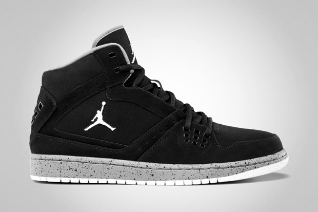 "Jordan 1 Flight ""Black/Cement Grey"""
