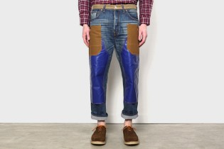 Junya Watanabe COMME des GARCONS MAN x Levi's 1966 JWXX Customized