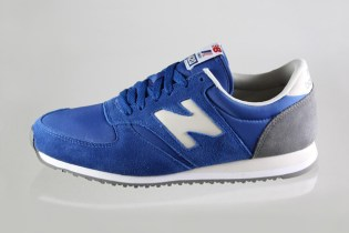 K-Way x New Balance 2012 Spring/Summer U420 Collection