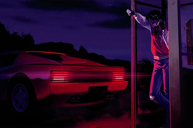 Kavinsky - Road Game