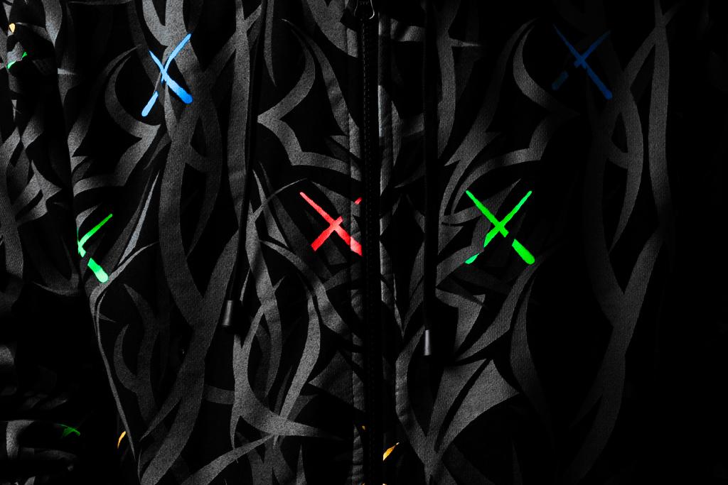 KAWS x CLOT Alienegra Dissected Egra Parka