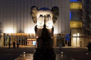 "KAWS ""Down Time"" Exhibition @ High Museum of Art Recap"