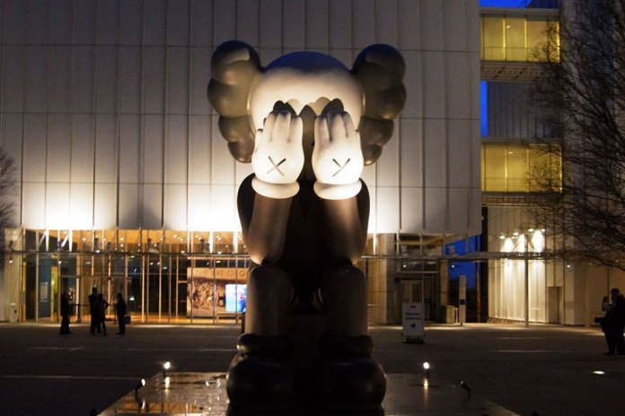 "KAWS ""Down Time"" Exhibition @ High Museum of Art Recap"