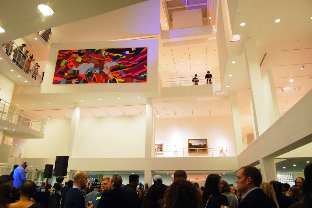 kaws down time exhibition high museum of art recap