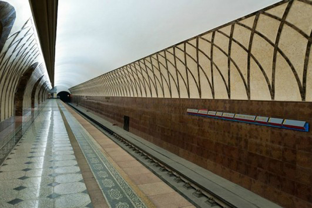 Kazakhstan Subway