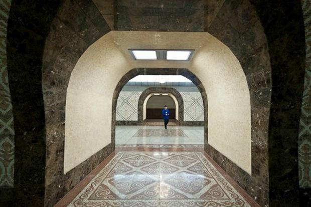 Kazakhstan Subway