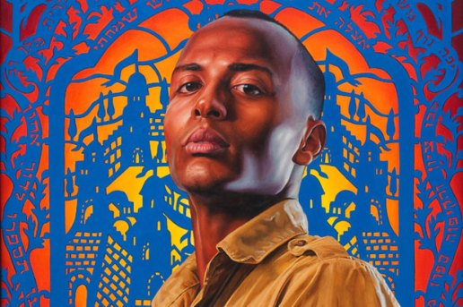 "Kehinde Wiley ""The World Stage - Israel"" @ ARCOmadrid"