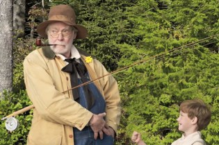 L.L.Bean Recreates Vintage Catalog Cover Shoot with Randal Ford