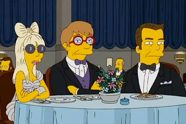 Lady Gaga Set for The Simpsons Season Finale