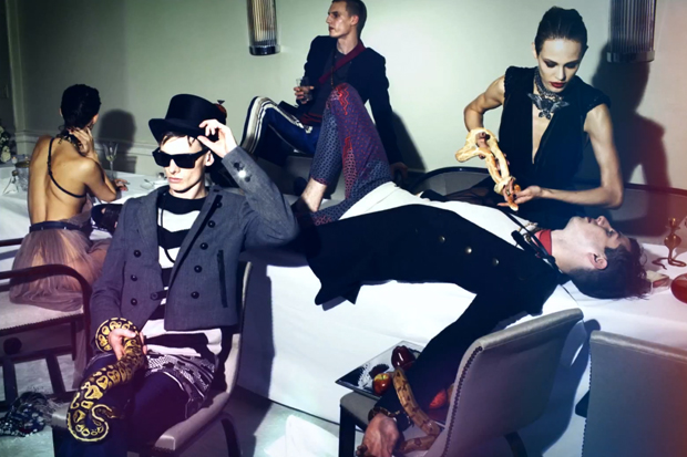 Lanvin 2012 Spring/Summer Campaign Video