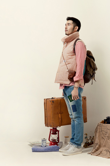 liful 2012 spring summer lookbook