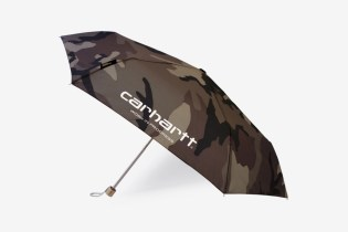 London Undercover x Carhartt WIP Folded Umbrella