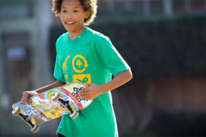 LRG: Letting the Kids Play Skate Commercial