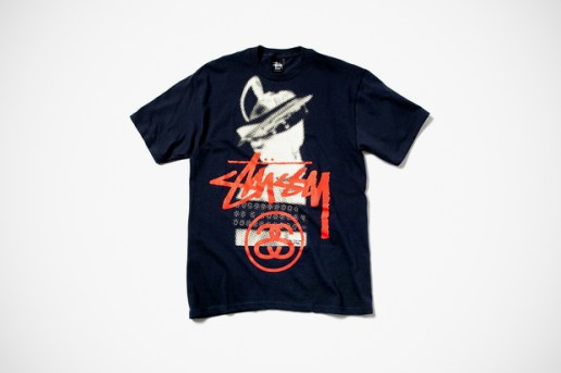 "MACH by TOWA TEI x Stussy 2012 ""MOTIVATION"" T-Shirt"