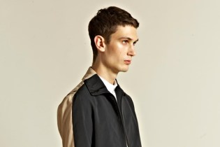 Maison Martin Margiela 10 2012 Spring/Summer Leather Back Waterproof Jacket