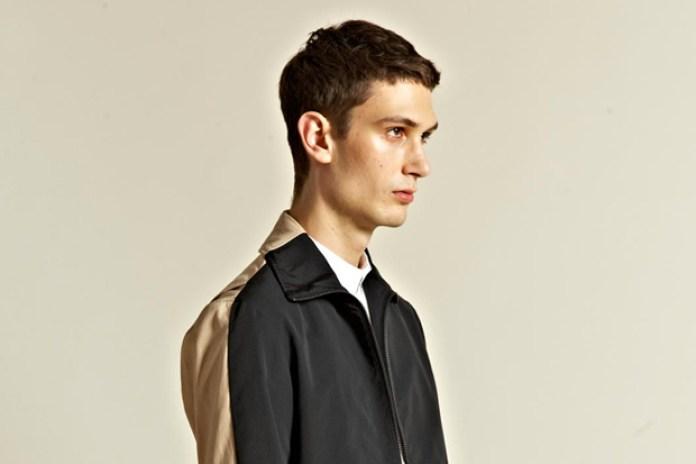 Maison Martin Margiela 10 2012 Spring/Summer Leather Back Waterproof Jacket