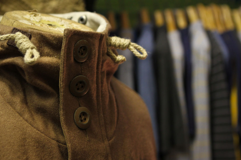 Marshall Artist 2012 Fall/Winter Collection Preview