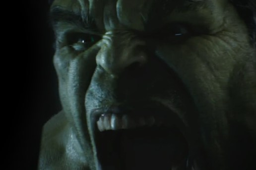 Marvel's The Avengers Super Bowl XLVI Commercial Teaser