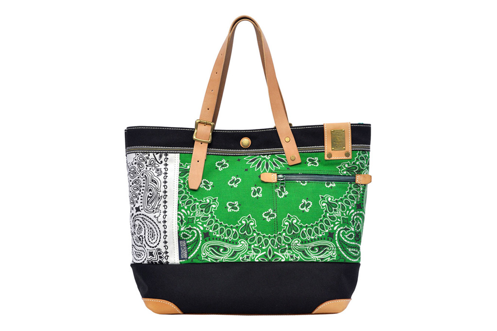 hav a hank x master piece 2012 spring summer tote bag