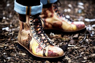 Matthew Miller x Oliver Sweeney 2012 Fall/Winter Footwear