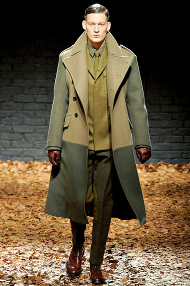 McQ 2012 Fall/Winter Collection