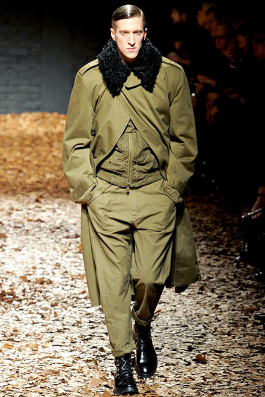 mcq 2012 fall winter collection