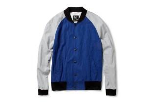 McQ Alexander McQueen Cotton-Blend Baseball Bomber Jacket