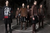 MFF Magazine: Givenchy 2012 Fall/Winter Collection