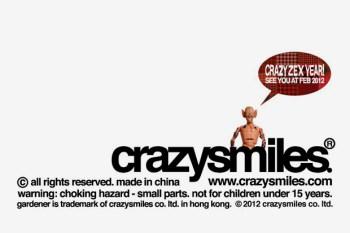"""Michael Lau x Terry Richardson 2012 """"CRAZY ZEX YEAR"""""""