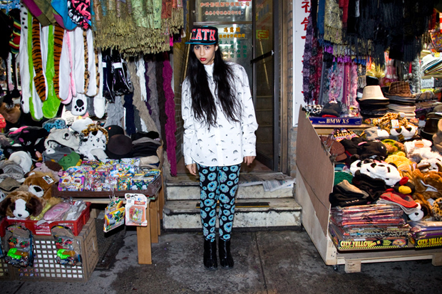 Mishka 2012 Spring Collection Lookbook