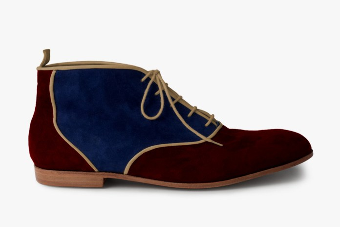 Mjölk 2012 Bespoke Footwear Collection