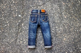 Momotaro Jeans Mini Denim