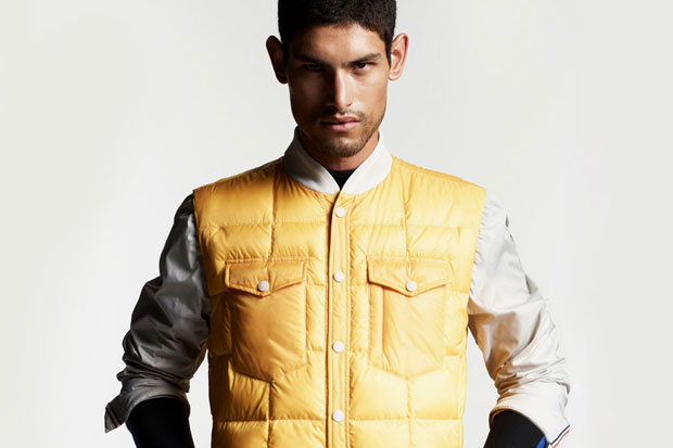 Moncler Grenoble 2012 Spring/Summer Lookbook