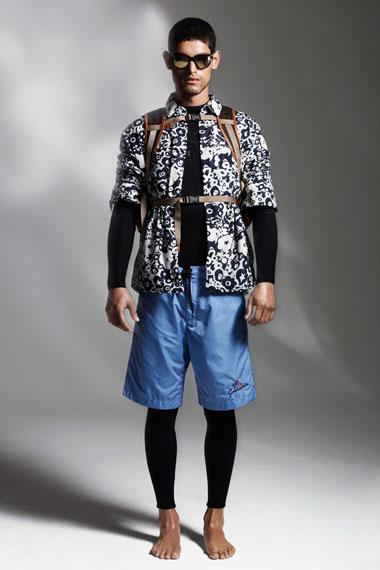 Moncler Grenoble 2012 Spring/Summer Lookbook