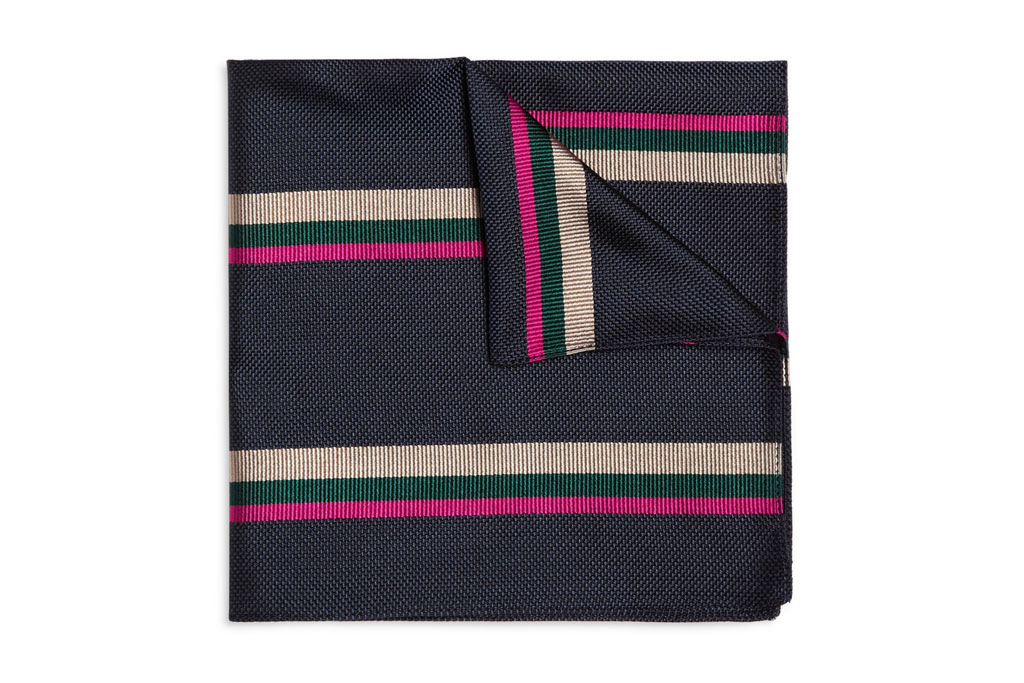 mr porter 1st birthday pocket squares collection
