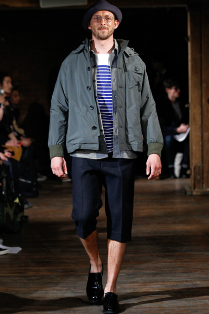 N.Hoolywood 2012 Fall/Winter Collection
