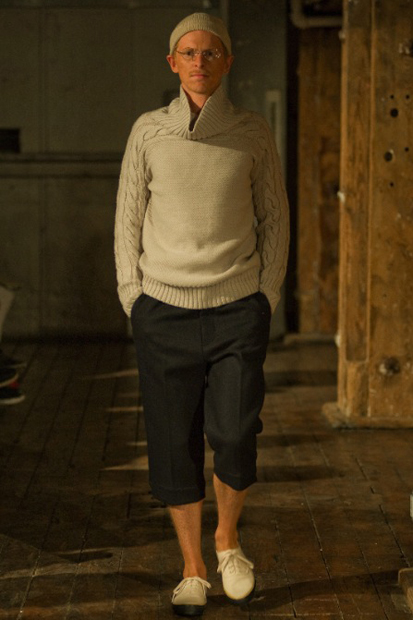 "N.Hoolywood 2012 Fall/Winter ""THE KAPITAN"" Collection"