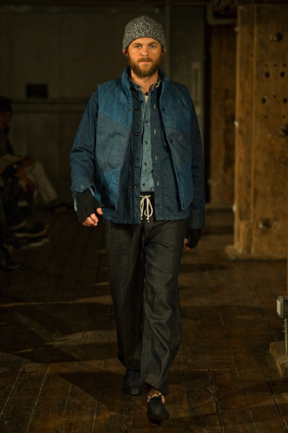 "N.Hoolywood 2012 Fall/Winter ""THE KAPITAN"" Collection"