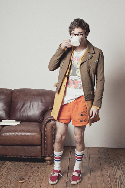 name 2012 spring summer fleeting collection lookbook