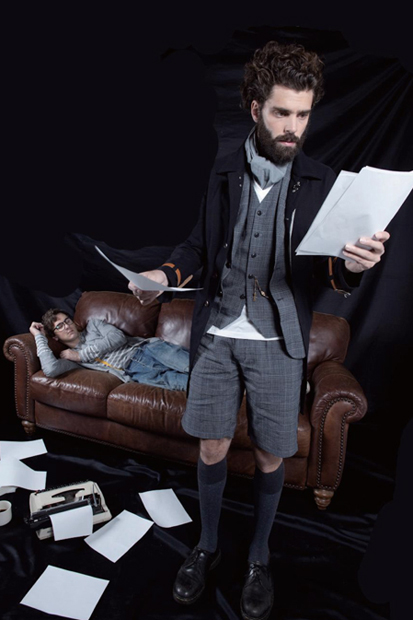 """Name. 2012 Spring/Summer """"FLEETING"""" Collection Lookbook"""